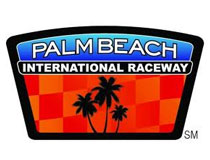 LOGO PALM BEACH INTERNATIONAL RACEWAY
